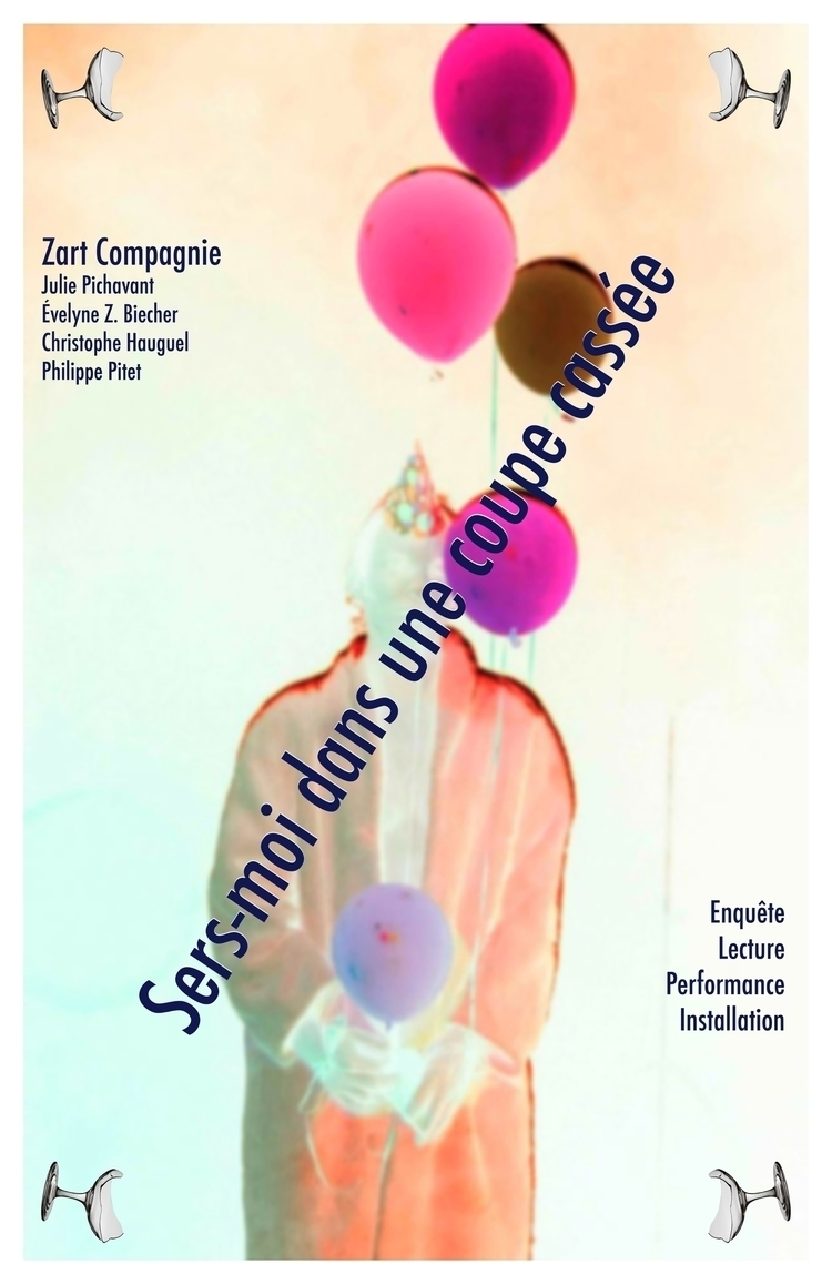 Poster show: Sers-moi dans une  - philippe-pitet | ello