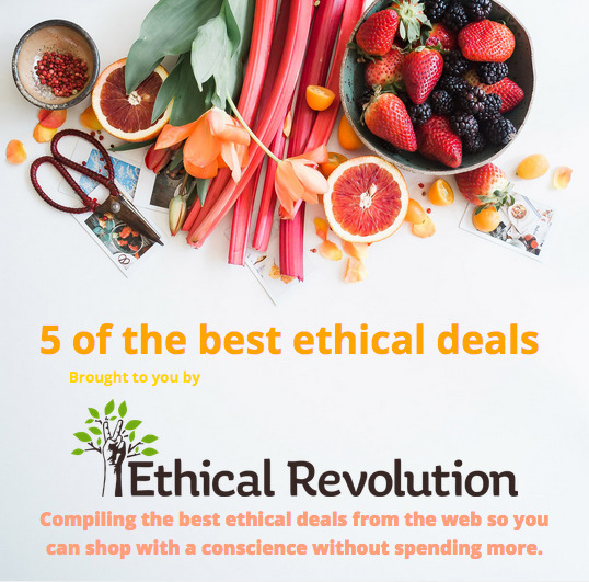 newsletter ethical offers 2018  - ethicalrevolution | ello