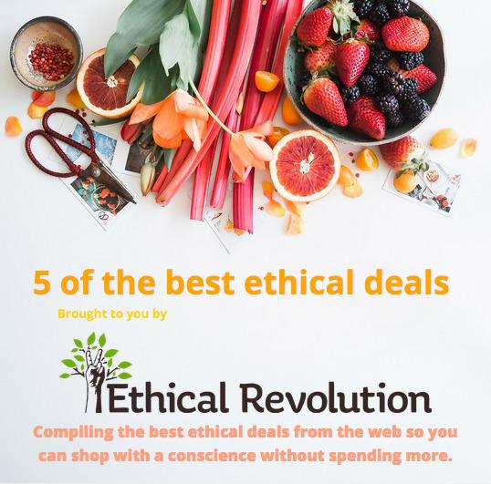 newsletter ethical offers 2018  - ethicalrevolution | ello