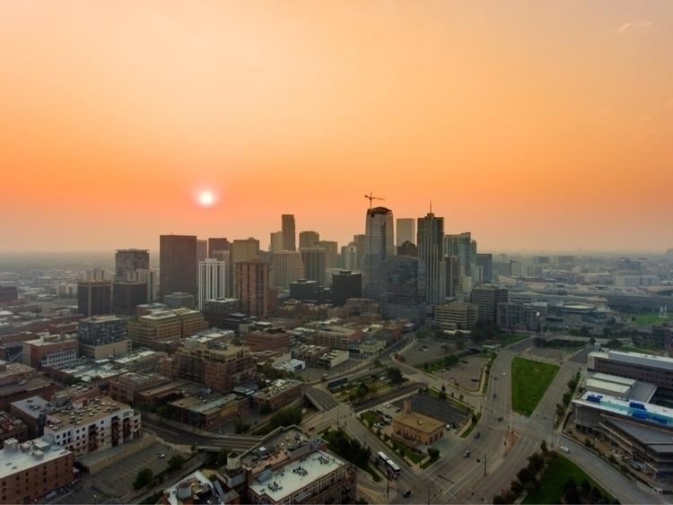 Denver, aerialphotography, photography - nastaydrek | ello
