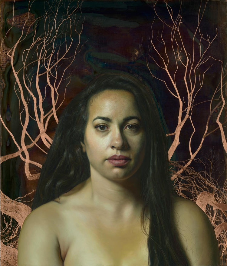 Erin Anderson figurative artist - erinandersonstudio   ello