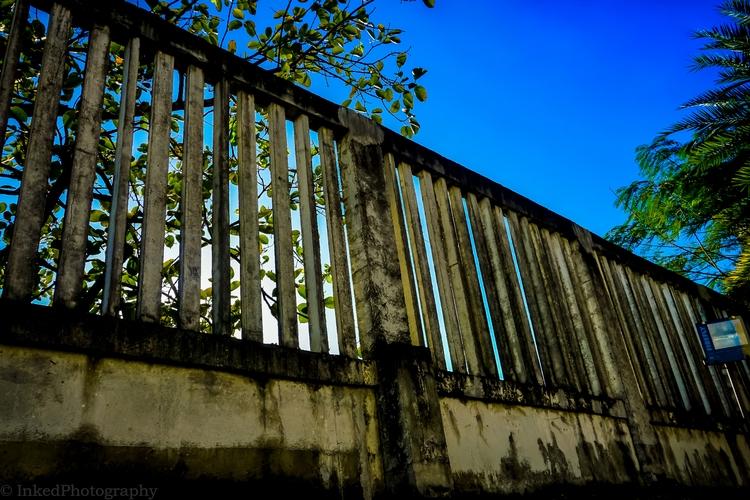 sun sky blue. beautiful,  - inkedphotography | ello