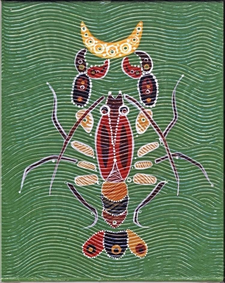 Summer Crayfish (2005) -- 8 10  - micksylvestre   ello