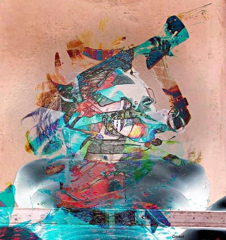 Artist: Gode Wilke Title: wrong - artgodot | ello
