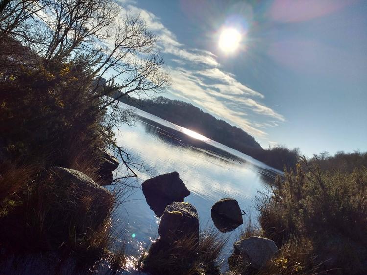 SUN Beautiful sunny day Cornwal - johnhopper | ello