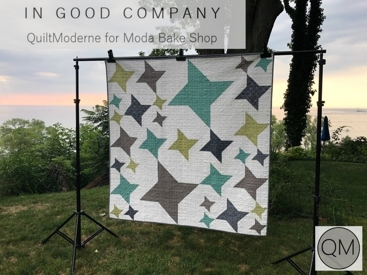 Meet Good Company, tutorial mod - quiltmoderne | ello