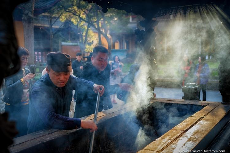 Busshist Temple Hanghzou China - arnevanoosterom   ello