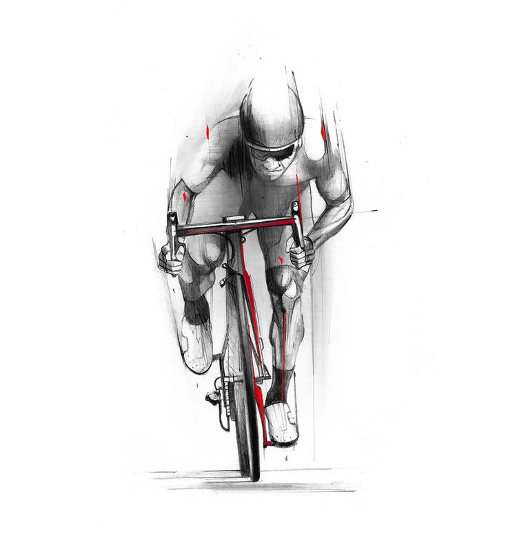 HVMN Cyclist - alexismarcou | ello
