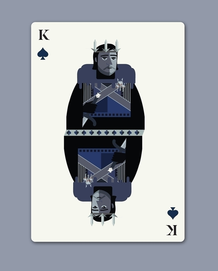 Game Thrones Playing Cards info - penleydesigns | ello