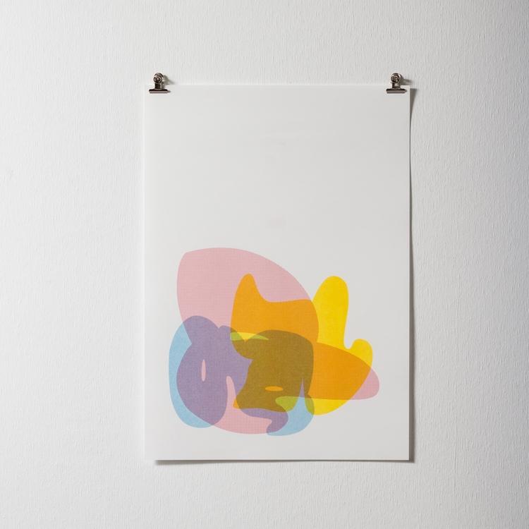 Anne Stijnen posters series 193 - studioannie | ello