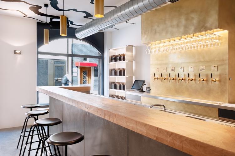 Boeheim Bar Nürnberg. Raw mater - zirup | ello