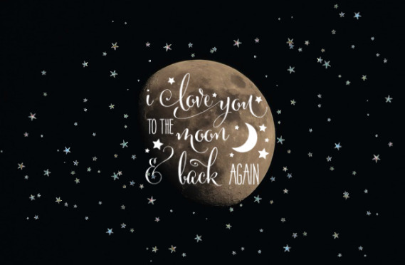 love moon - loversquotes | ello