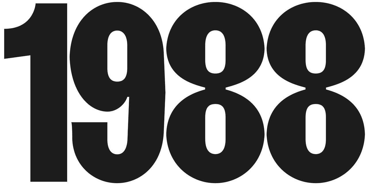identity 1988. Font Girott Radi - modernism_is_crap | ello