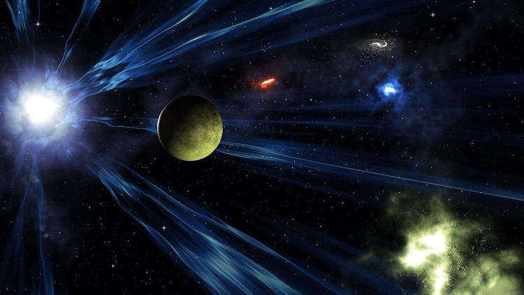 Agujero negro supermasivo lanza - codigooculto | ello