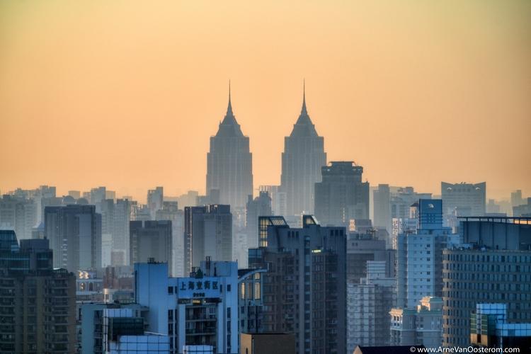Shanghai China - cityscape, china - arnevanoosterom | ello