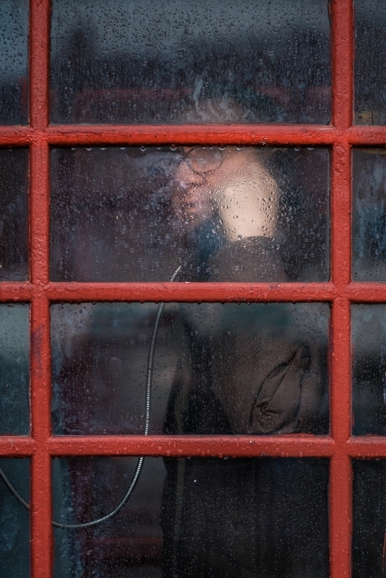pretending phone hiding rain - sony - sixstreetunder | ello