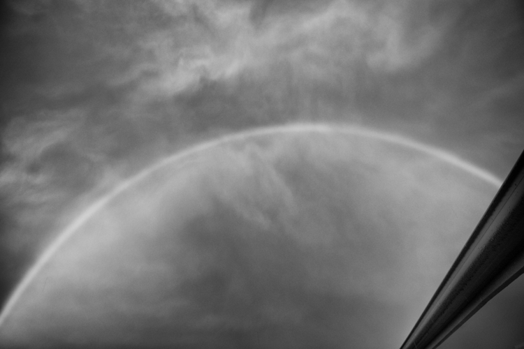 rainbows good black white - Chr - mikedowsett   ello