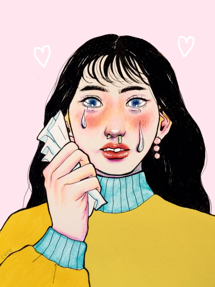 Stop making cry! gotta stop cry - theuninvited | ello