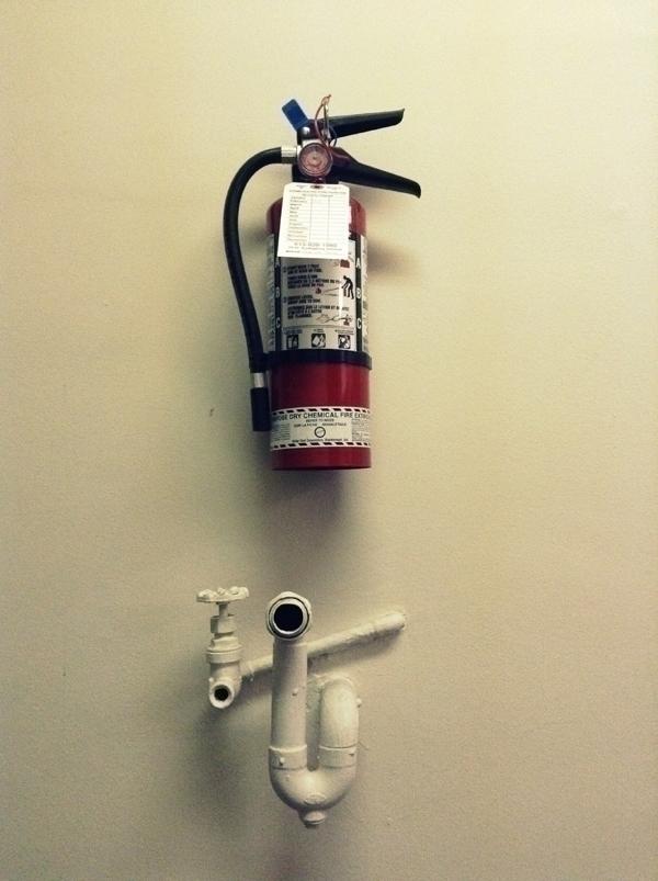 Wall fires - photography - dispel | ello