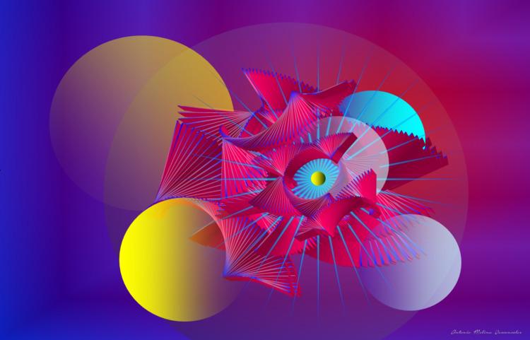 ESCAMACRO 3 (Arte Digital - anmova | ello