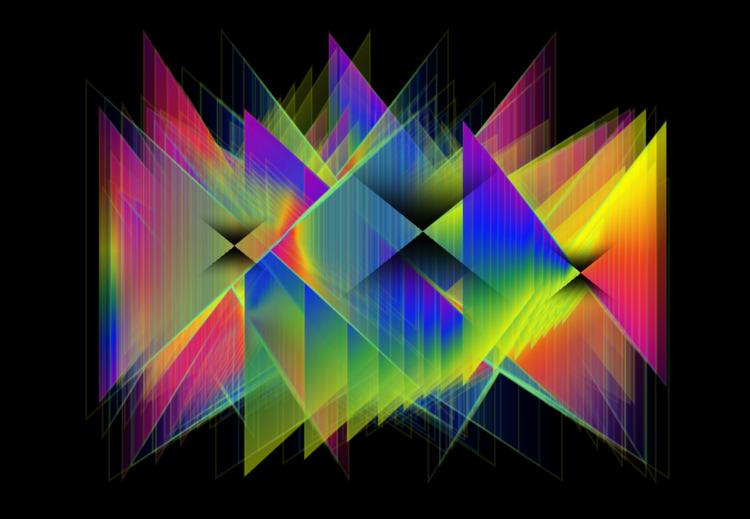 TRIANGULACION (Arte Digital - anmova | ello