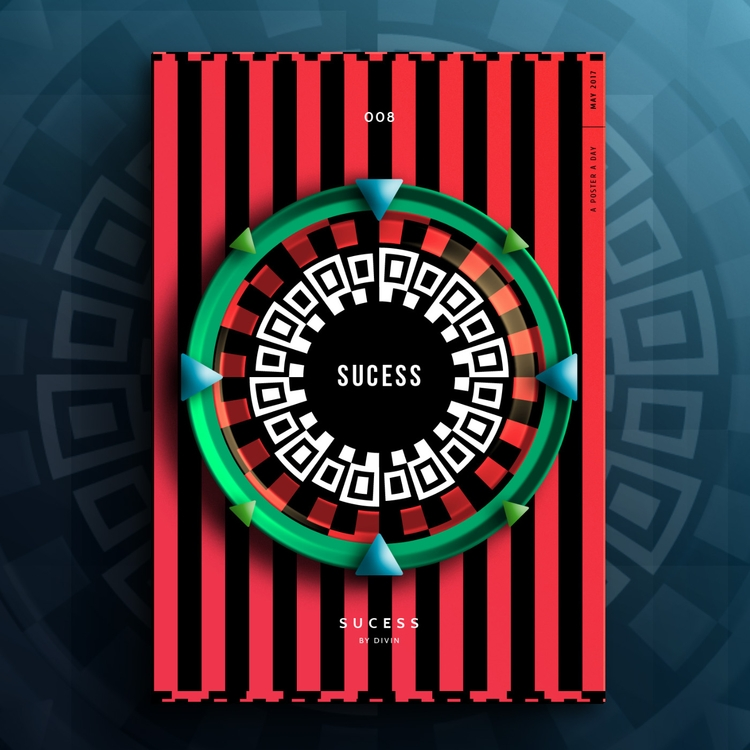 Success - award, casino, conceptualartwork - divincreador | ello