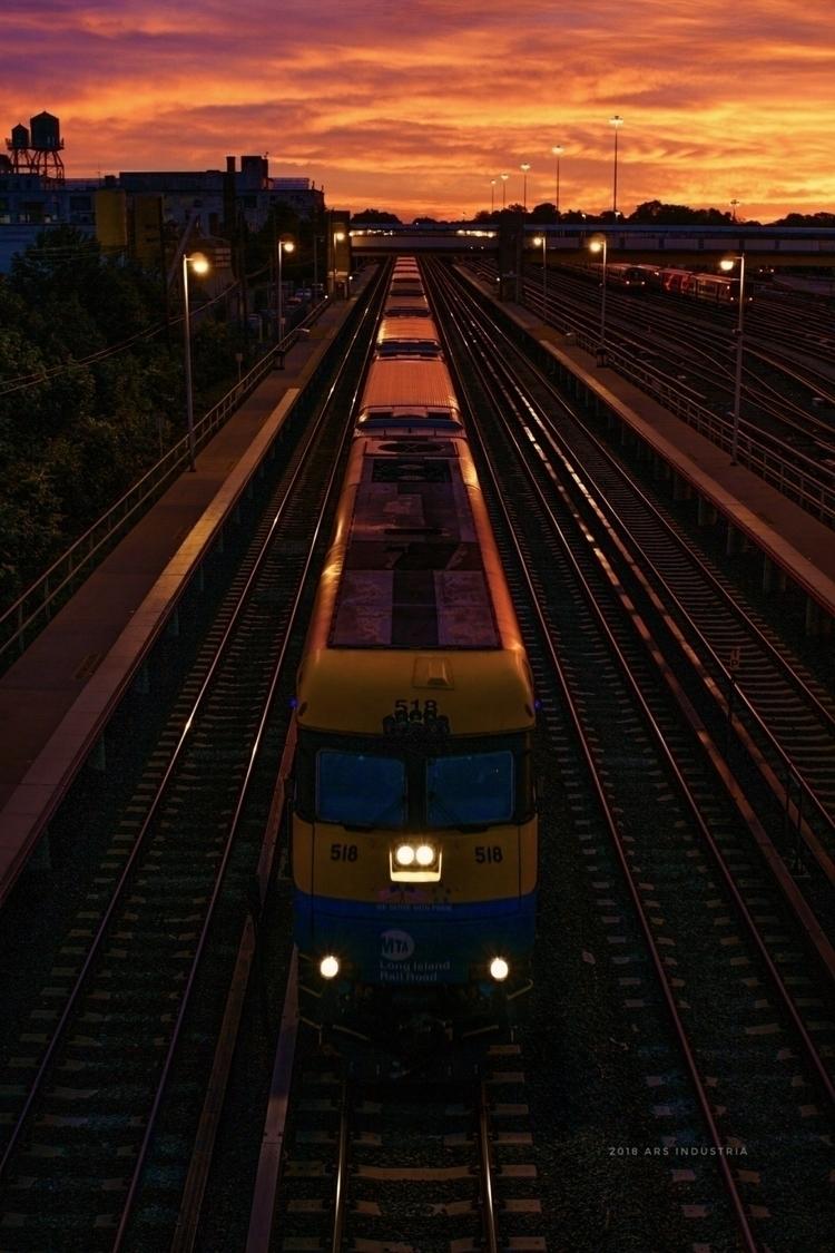 light Long Island Rail Road wes - ars_industria | ello