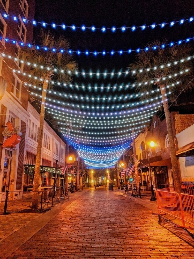 Night Orlando Florida - Downtown - ftlm92   ello
