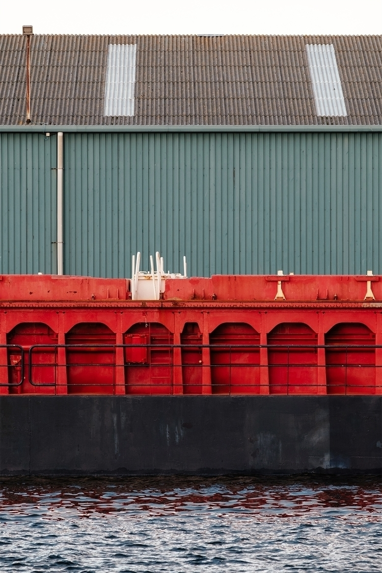 Playing layers Edinburgh port.  - samuelzeller   ello