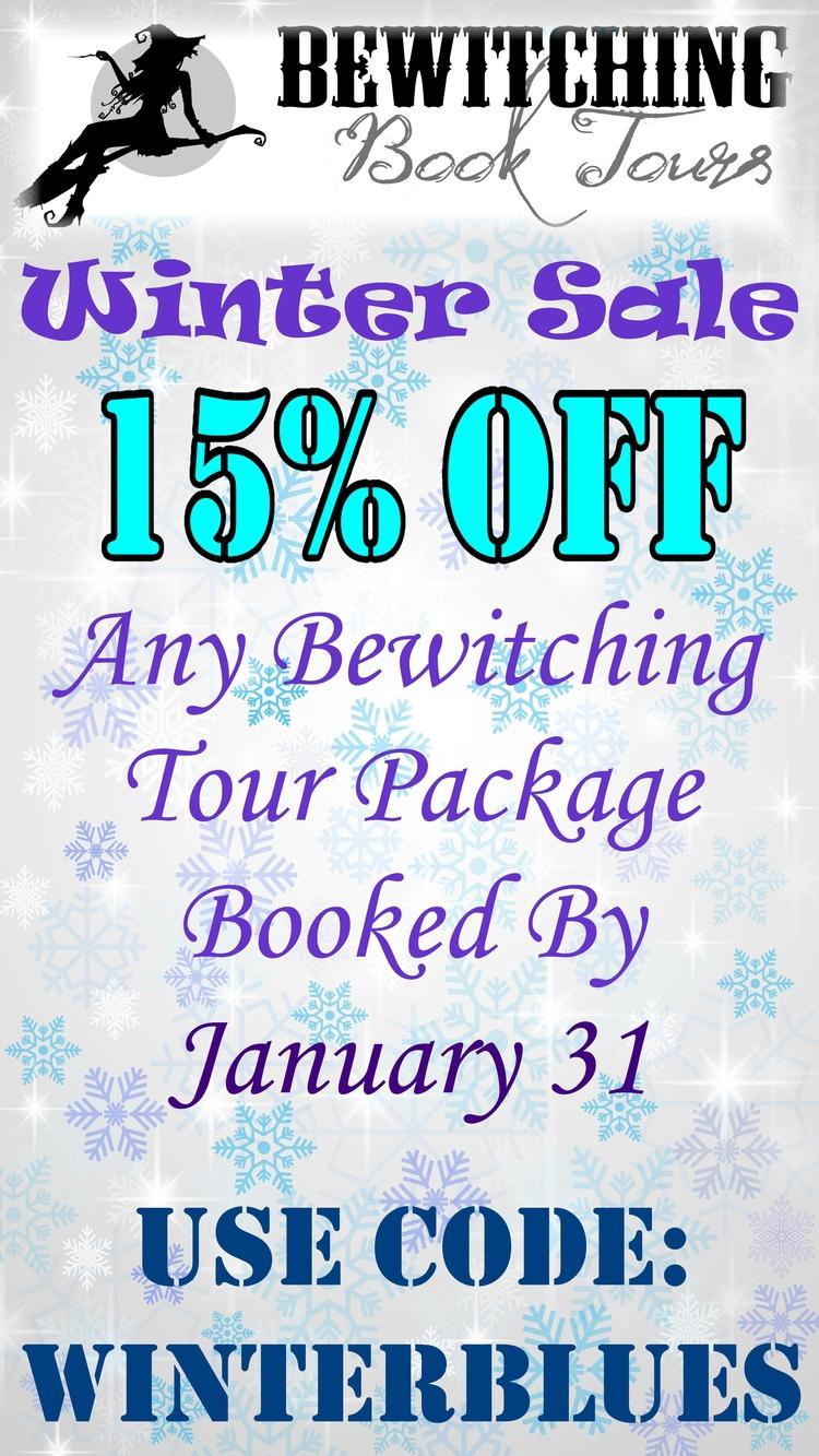 Bewitching Book Tours Winter Sa - roxannerhoads | ello