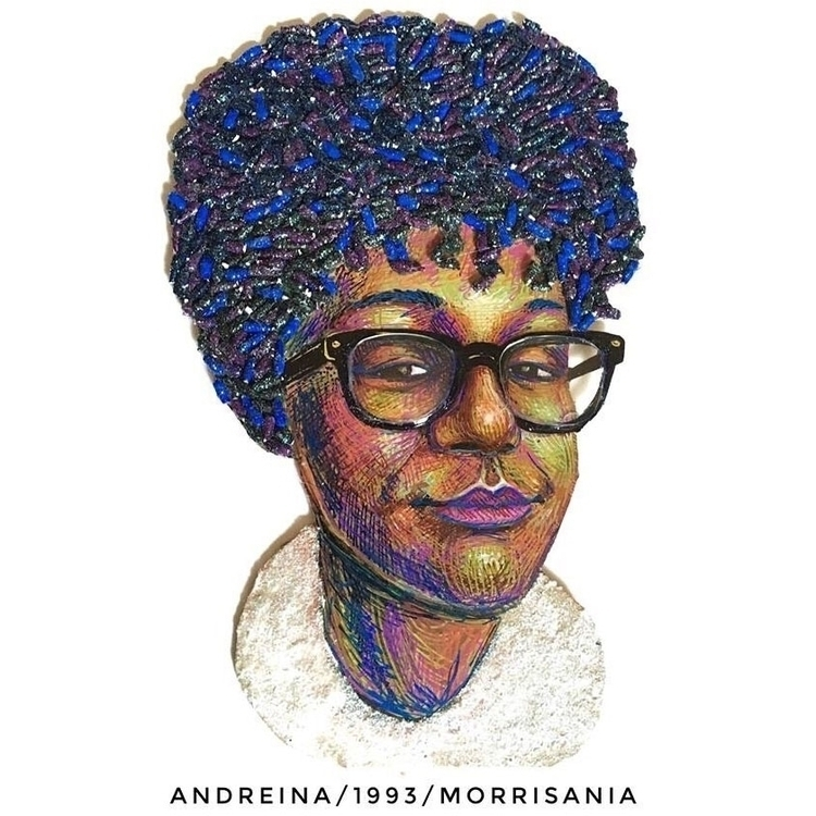 Andreina/1993/Morrisania people - legniniart | ello