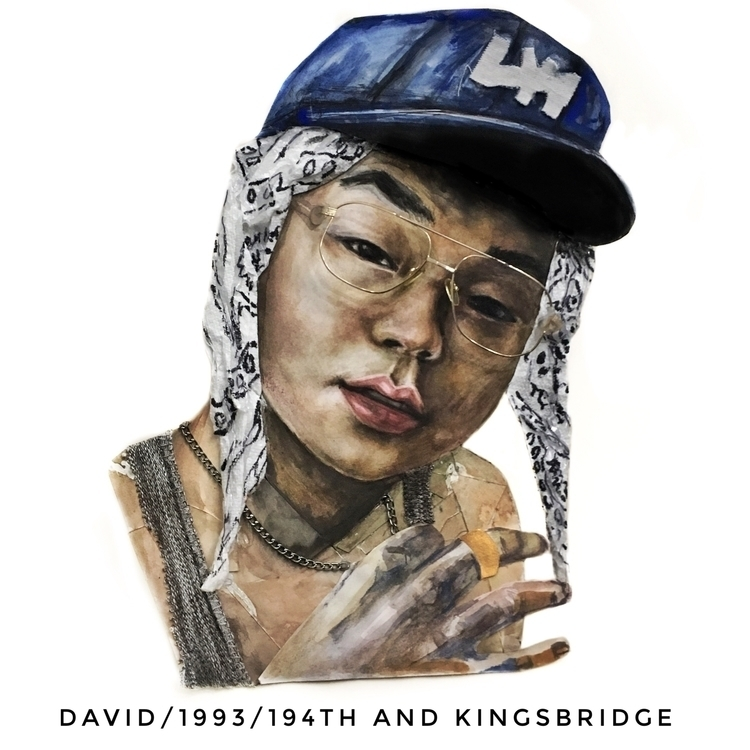 David/1993/194th Kingsbridge ge - legniniart | ello