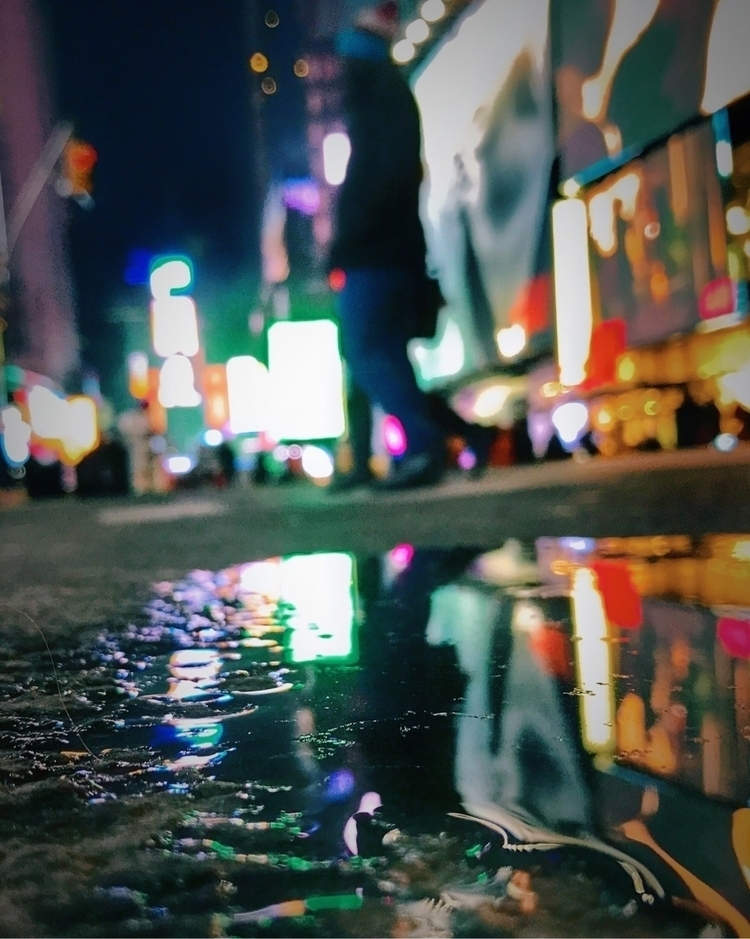 Time Square, NYC - thiskitty | ello