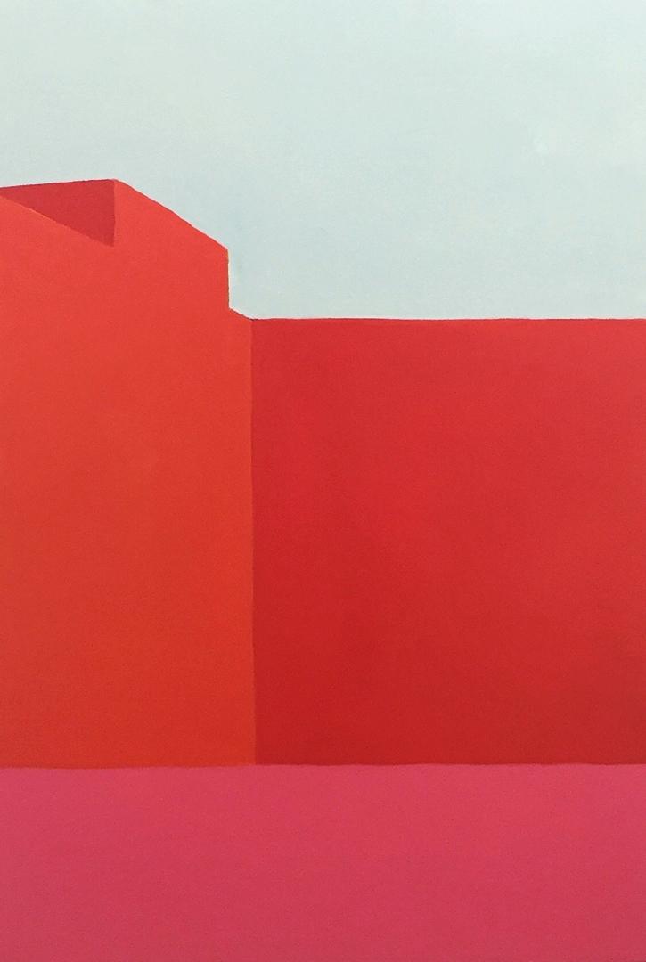 COMFORTABLE, 2017, Acrylic canv - leealicehpablo | ello