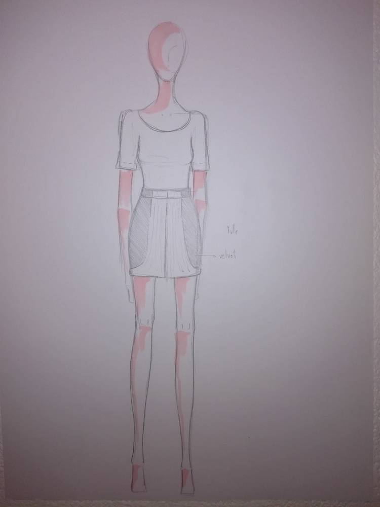 Evening spent focusing skirts!  - robertmclake | ello