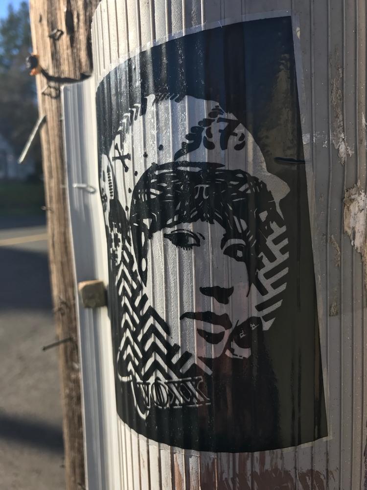 Voxx Romana Portland Street art - voxxromana | ello