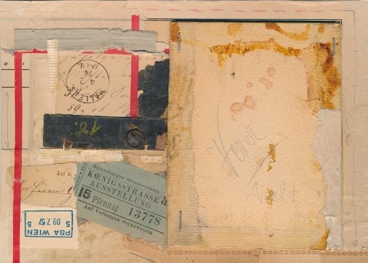 111 cutpaste/2018 - maav, cuandpaste - papiergedanken-collage-art | ello