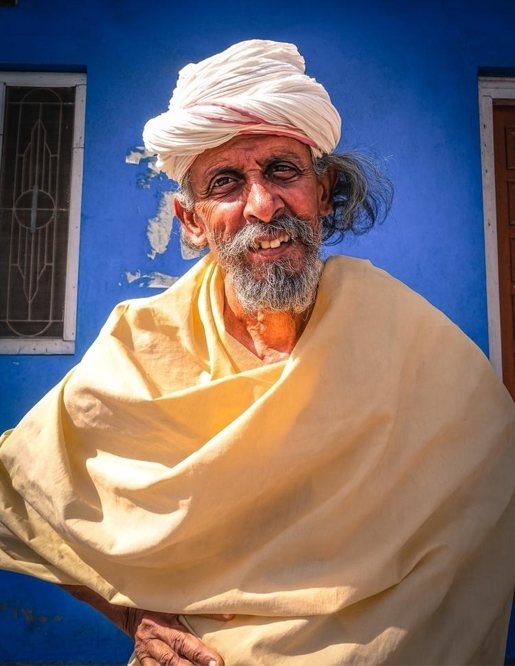 Portrait Udaipur, India 2017. m - oliviamorris | ello
