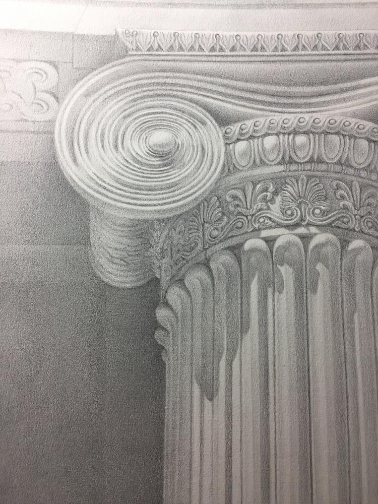 Fragment. Ionic Capital Wall St - anzhelikadoliba | ello