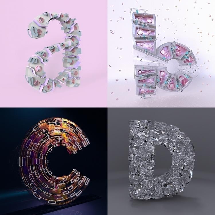 Letters Numbers, Volume 1 ongoi - shockjoy   ello