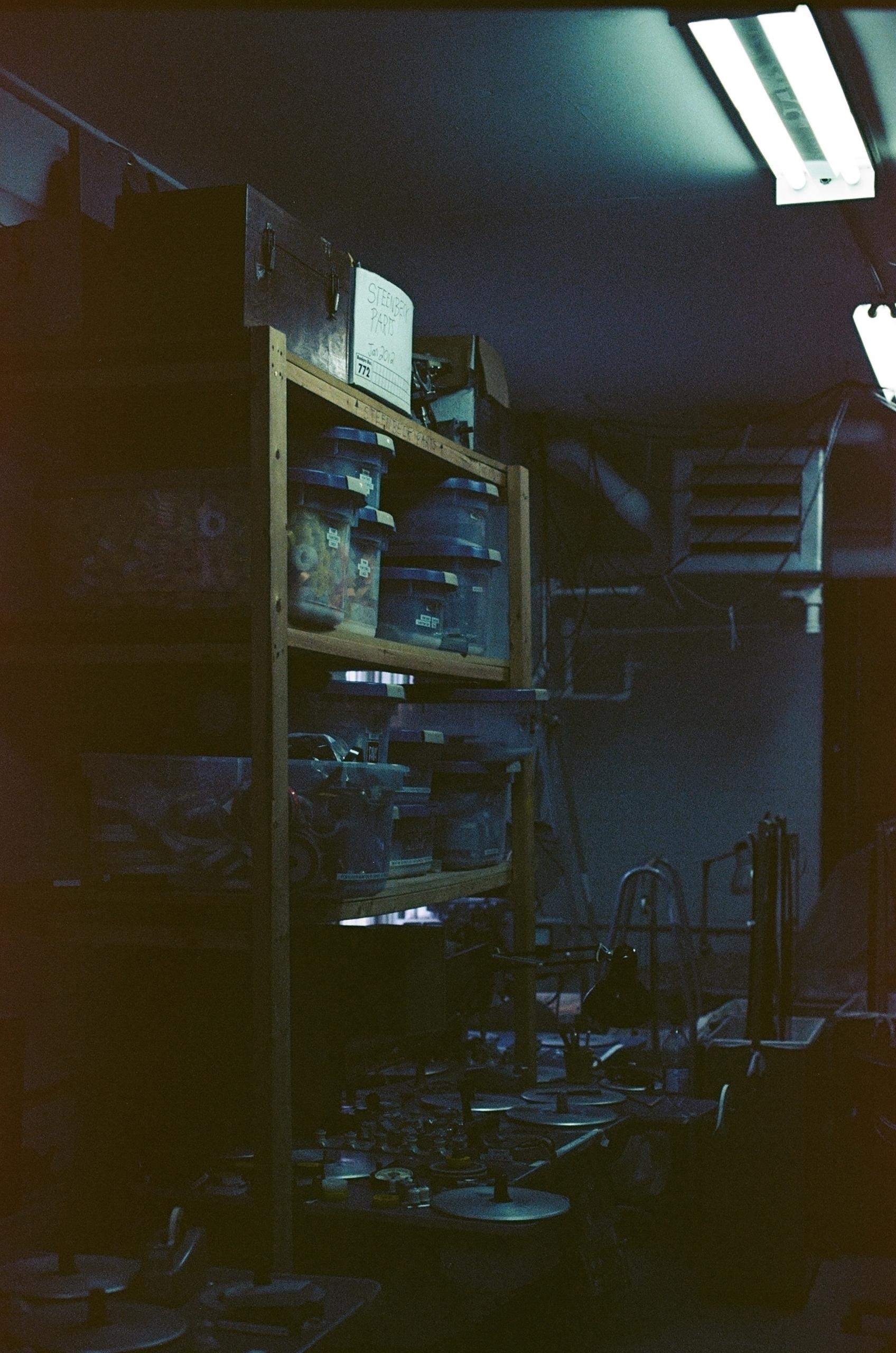 Steenbeck - film, filmphotography - alaskapalms | ello