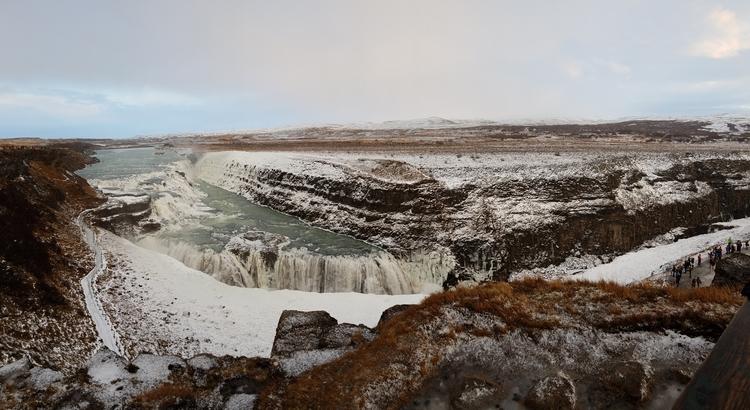 Gullfoss Iceland - omly | ello