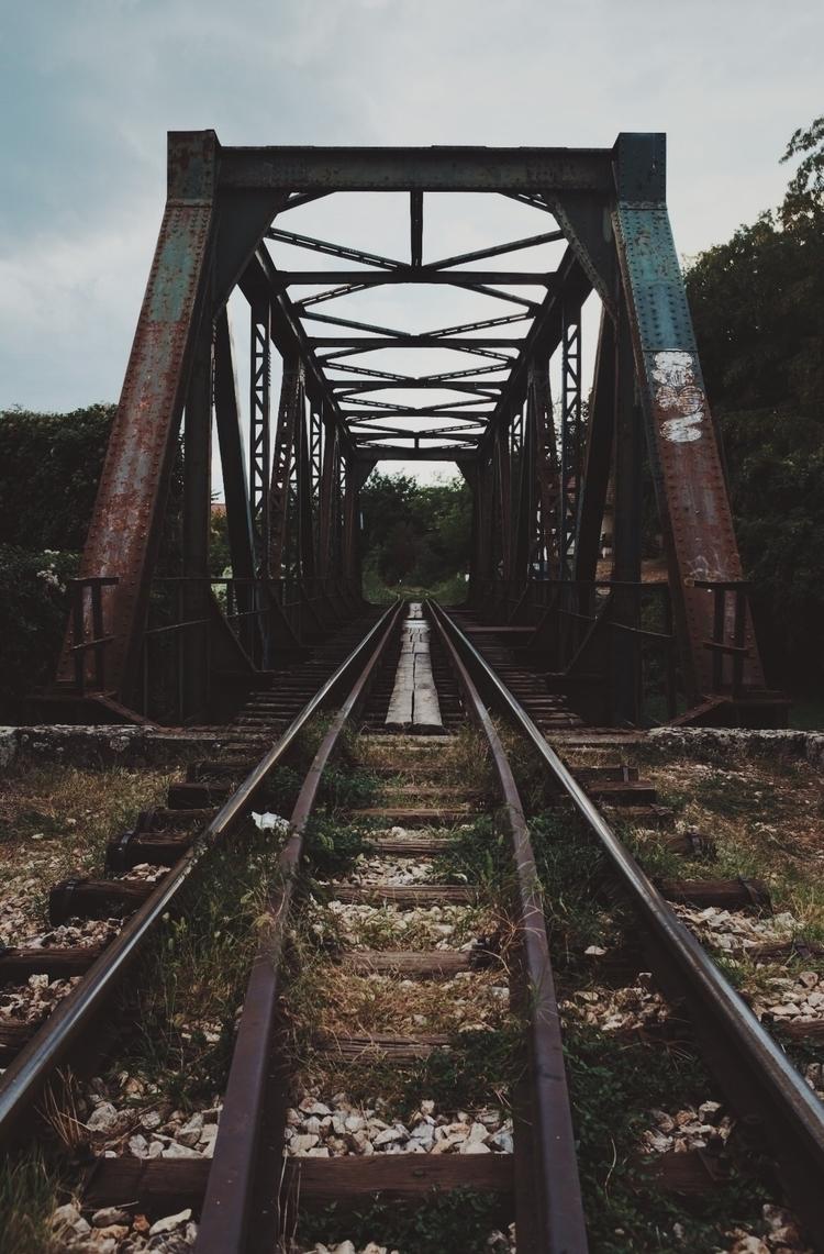 rail, bridge, kragujevac, serbia - talexic | ello