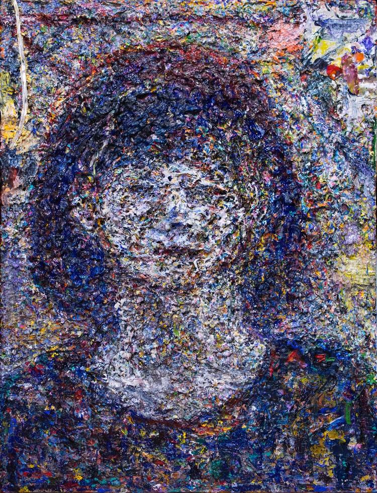 Rita Simonova Acrylic canvas, 2 - chunbumpark | ello