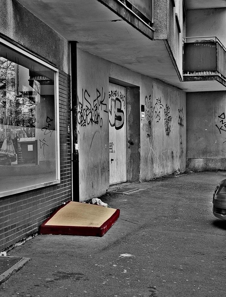 Mattress street - colorkey, Canon - borisholtz | ello