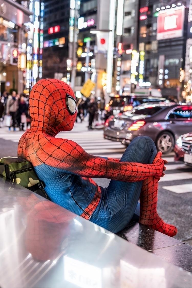 Keeping city safe - Tokyo, Japan - javanng | ello