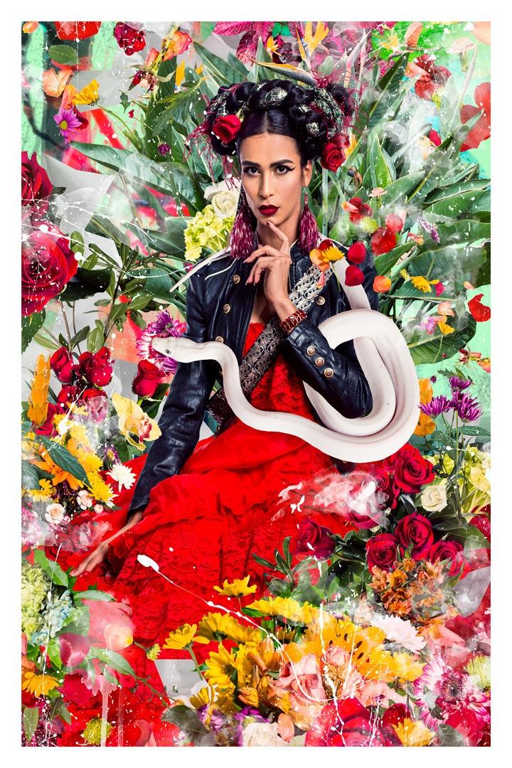 husband created Flores Fatales  - rigel | ello