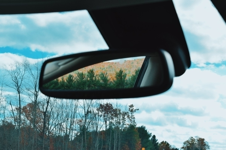 cute rearview mirror moment - ardenn | ello