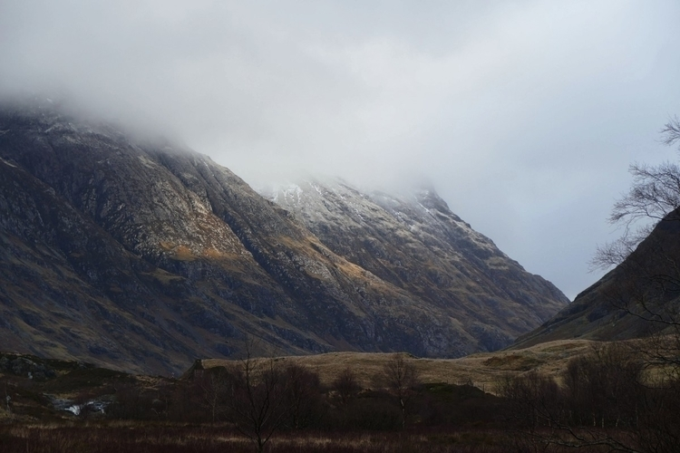 Light matters - glencoe, scotland - oohmyworld | ello