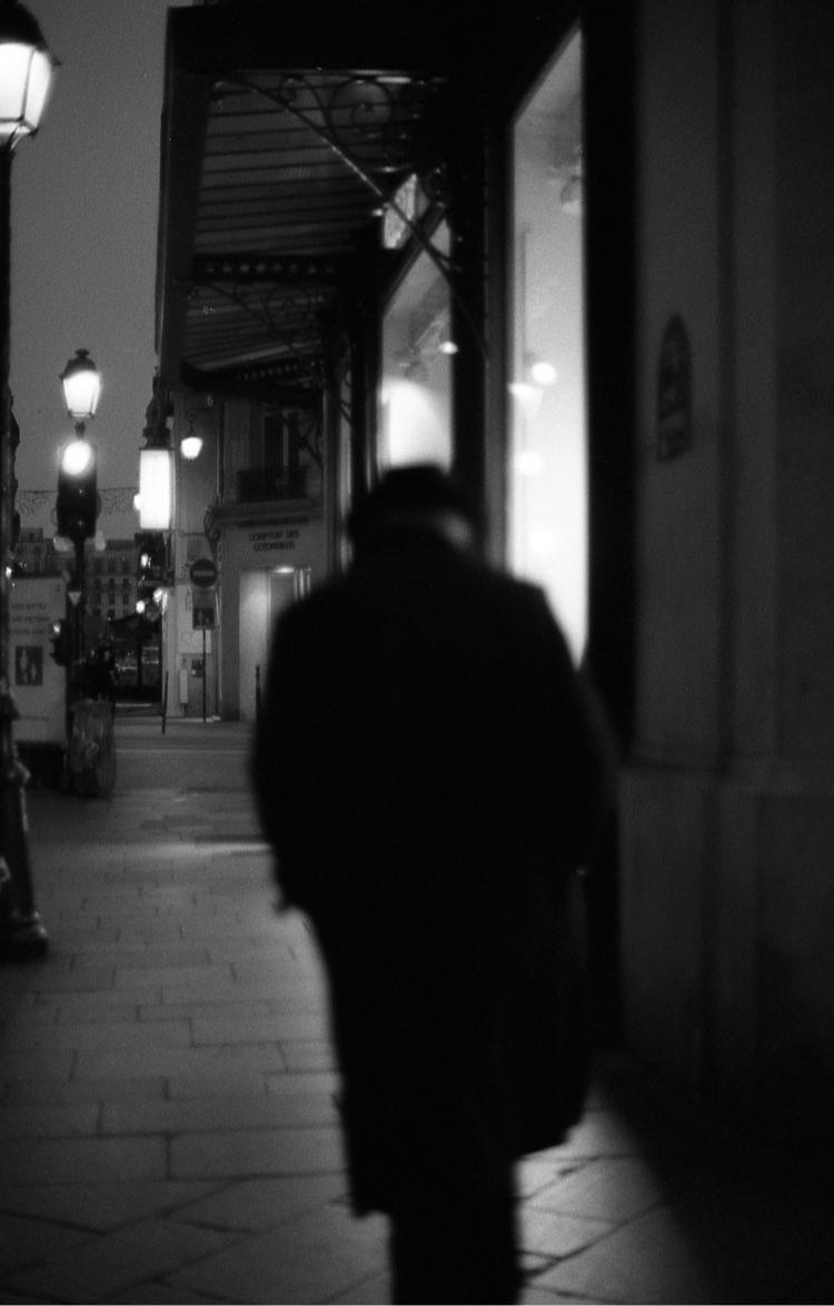 Paris 2017 - trix, monochrome, bnw - -dreni- | ello